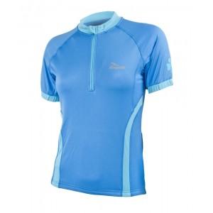 Koszulka Rogelli Candy błękitna