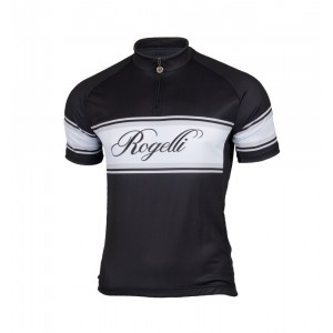Koszulka Rogelli Retro czarna
