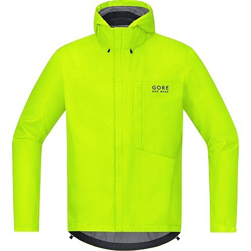 Kurtka GORE Element GTX Paclite neon yellow