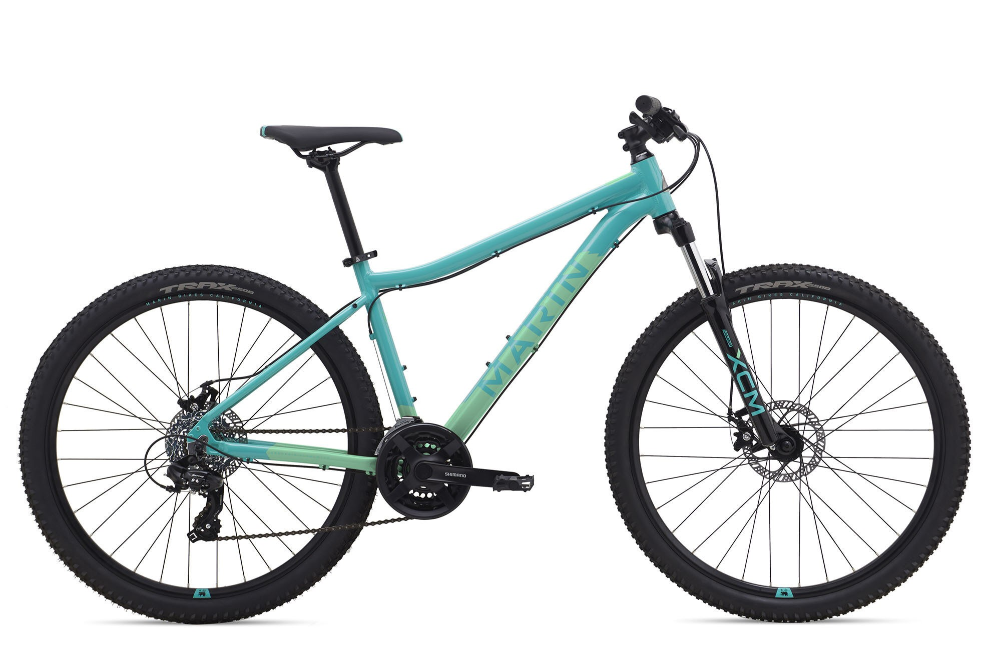 Rower Marin Wildcat Trail WFG1 Disc 27.5 Teal 2019