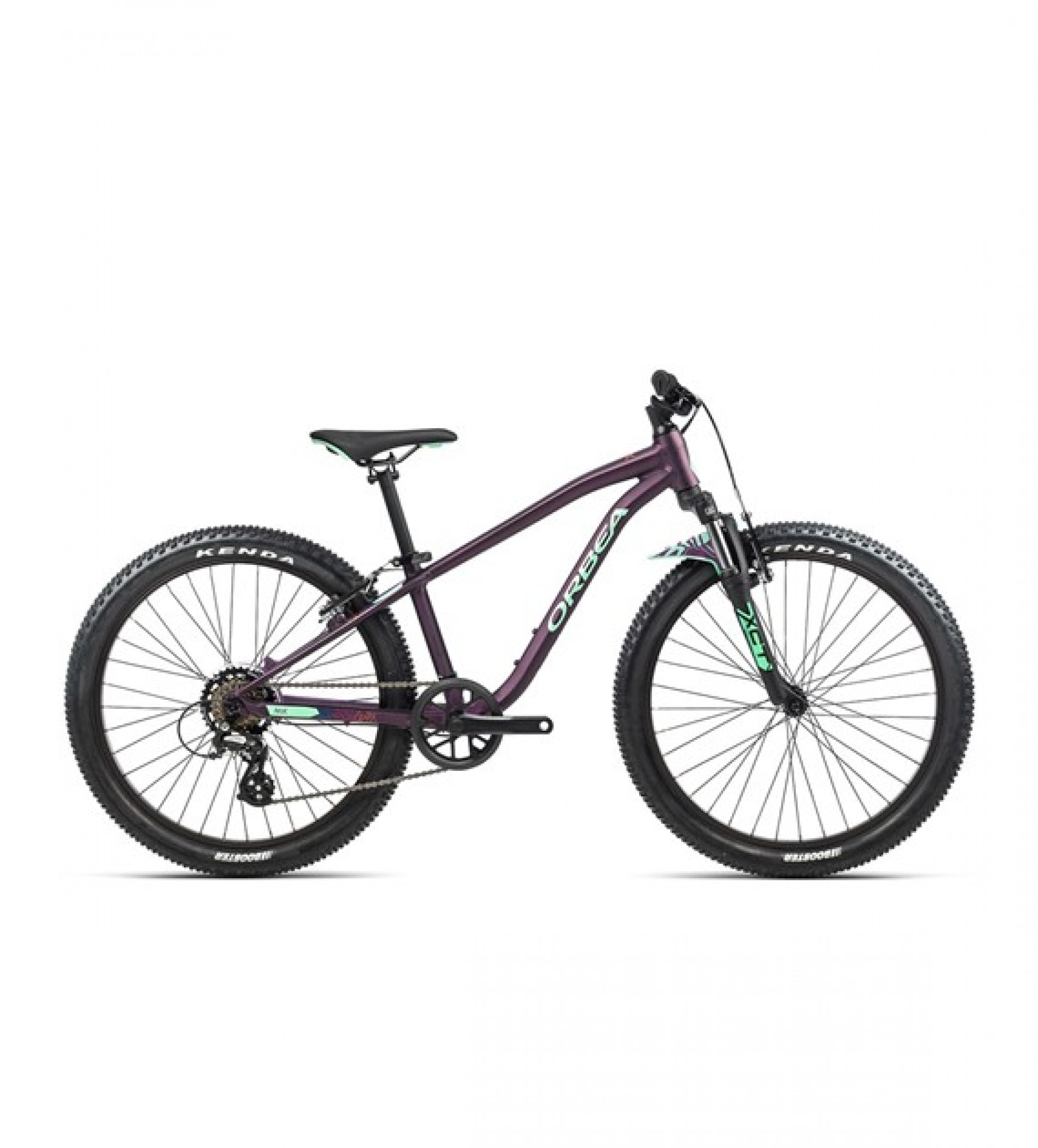 Rower Orbea MX 24 XC purple-mint