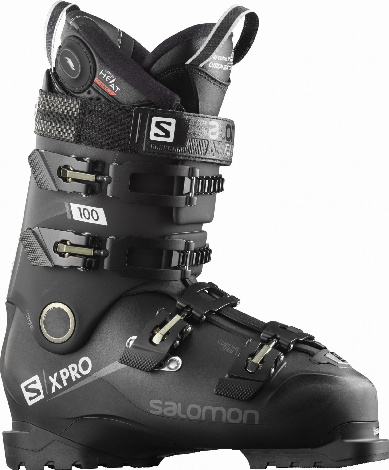 Buty Salomon X PRO 100 Custom Heat Connect 2019